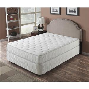 Collection Bourbon Street Solar 9-in Pocket Coil Mattress - Twin