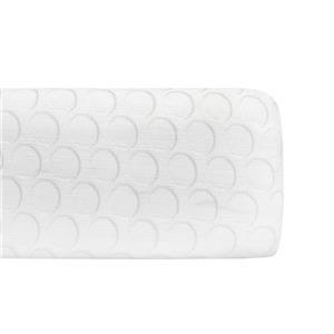 Collection Bourbon Street Tallie 8-in Gel Memory Foam Mattress - King