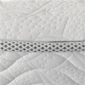 Collection Bourbon Street Solar 9-in Pocket Coil Mattress - King