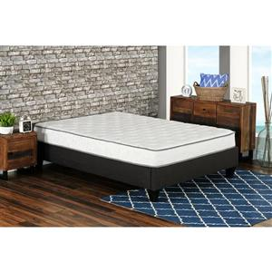 Collection Bourbon Street Berri 8-in Pocket Coil Mattress with Lumbar Gel - King
