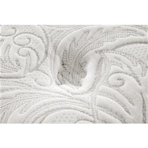 Collection Bourbon Street Berri 12-in Pocket Coil Mattress with Lumbar Gel - Twin
