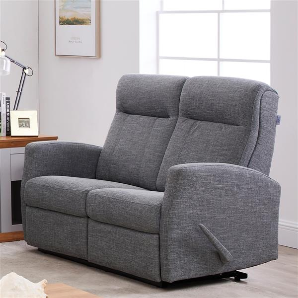 Pleasant Famv Paris Reclining Loveseat With Modern Curves Forskolin Free Trial Chair Design Images Forskolin Free Trialorg