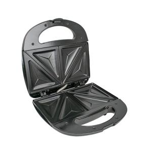 Brentwood Stainless Steel Sandwich Maker, Black