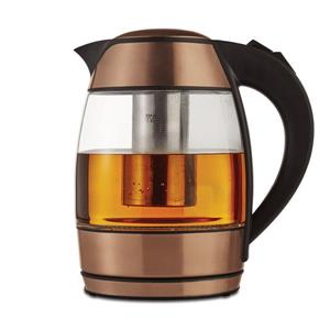Brentwood 1.8L Electric Kettle Tea Infuser - Rose Gold