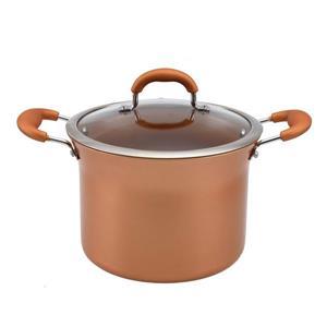 Hamilton Beach Copper Cookware Set - 8-Piece