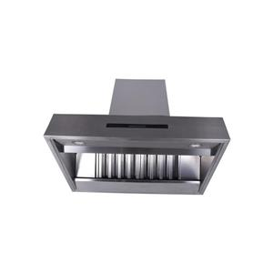 Maxair 36-in 650 CFM Wall-Mounted Range Hood (Stainless Steel)