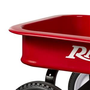 Radio Flyer Classic Kid Wagon - Red