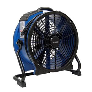 XPOWER Axial Professional High Temperature Fan