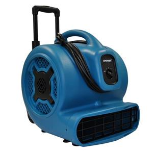 XPOWER Air Mover With Handle - 1 HP