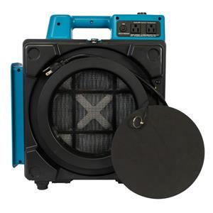XPOWER Professional 3-Filter Hepa Mini Air Purifier