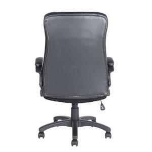 FurnitureR High Back Office Chair - Black
