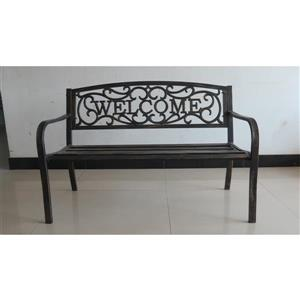 Miraculous Patio Benches Lowes Canada Bralicious Painted Fabric Chair Ideas Braliciousco