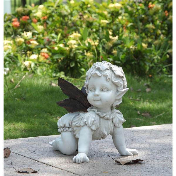 Hi Line Gift Decorative Garden Statue, Fairy Garden Statues Canada