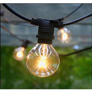 Hi-Line Gift String Light - Indoor/Outdoor, Bulbs Included , 29-ft