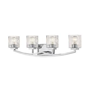 Z-Lite Zaid 4-Light Vanity Light - Chrome