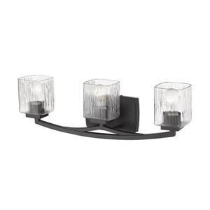 Z-Lite Zaid 3-Light Vanity Light - Bronze