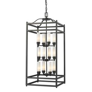 Z-Lite Altadore 12-Light Pendant Light - Bronze