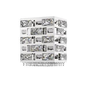 Z-Lite Aludra Wall Sconce - Chrome