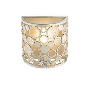 Z-Lite Ariell Wall Sconce - Antique Silver