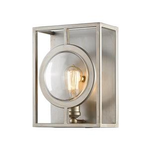Z-Lite Port Wall Sconce - Antique Silver