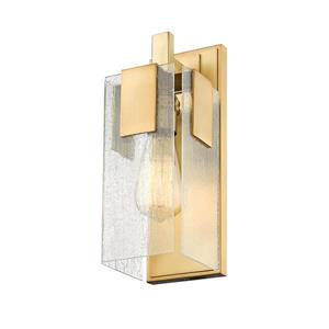 Z-Lite Gantt Wall Sconce - Vintage Brass