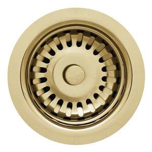 """Kitchen Sink Strainer - 3 1/2"""" - Stainless Steel"""