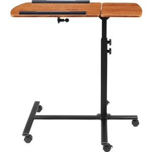 Ameriwood Home Altra Laptop Cart - Wood - Black