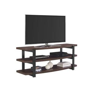 "Ameriwood Home Castling TV Stand for TVs up to 70"" - Open Storage -Espresso"