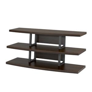 "Ameriwood Home Castling TV Stand for TVs up to 70"" - Espresso"
