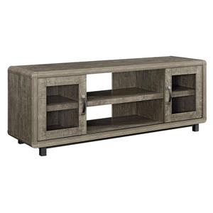 """Ameriwood Home Eastlin TV Console for TVs up to 55"""" - Weathered Oak"""