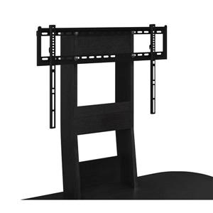 "Ameriwood Home Galaxy TV Stand with Mount for TVs up to 65"" - Black"