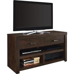 """Ameriwood Home Westbrook TV Stand for TVs up to 42"""" - Dark Walnut"""