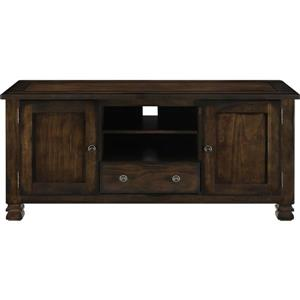 """Ameriwood Home Summit TV Stand for TVs up to 55"""" - 2 Doors - Espresso"""