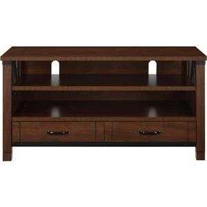 "Ameriwood Home Buchannan Ridge TV Stand for TVs up to 50"" - Cherry"