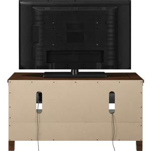 """Ameriwood Home Buchannan Ridge TV Stand for TVs up to 50"""" - Cherry"""