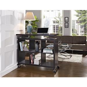 Ameriwood Home Lincoln Multipurpose Standing Desk - Espresso