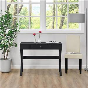 Ameriwood Home Paxton Campaign Desk - Black