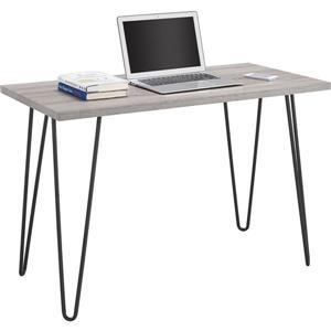 Ameriwood Home Owen Retro Desk - Gray