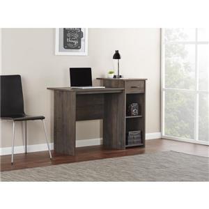 Ameriwood Home Student Computer Desk – Weathered Oak