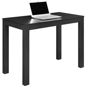 Ameriwood Home Parsons Desk with Drawer - Espresso