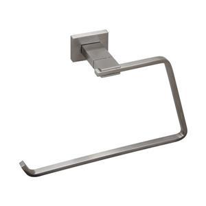 BOANN Avalon Series Towel Ring - Brushed Nickel