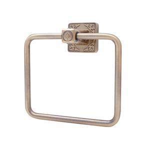 Dyconn Faucet Reno Series Towel Ring - Antique Brass