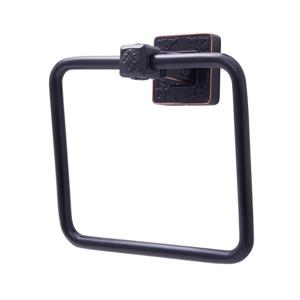 Dyconn Faucet Reno Series Towel Ring - Oil-Rubbed Bronze
