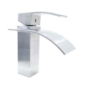 Dyconn Faucet Fraser Vessel Bathroom Faucet - Brushed Nickel