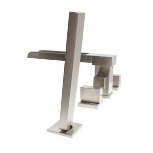 Dyconn Faucet DeSoto Brass Tub Faucet - Brushed Nickel