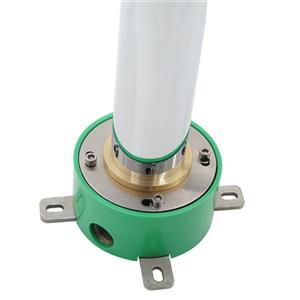 Dyconn Faucet Jog Brass Freestanding Tub Faucet - Brushed Nickel