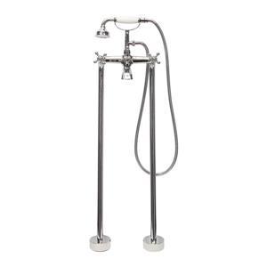 Dyconn Faucet Kingsford Freestanding Tub Faucet - Oil Rubbed Bronze