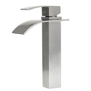 Dyconn Faucet Wye Vessel Bathroom Faucet - Brushed Nickel