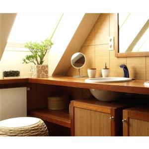 Dyconn Faucet Sylvan Brass Touchless Bathroom Faucet - Oil Rubbed Bronze