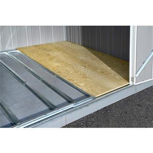 Arrow Shed Floor Frame Kit for Arrow EZEE® Shed Model - Silver